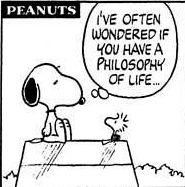 Peanuts Philosophy