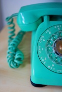 phone 1976 blue