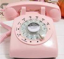 phone pink