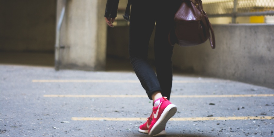4 Benefits Of Walking With Fear Instead Of Running Away From It