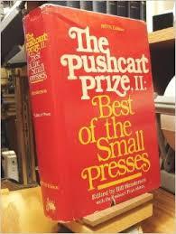 pushcart prize 2