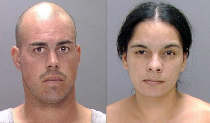 Oscar Sanchez-Rivera and Viameri Santana-Berrio. (Philadelphia Police Department)