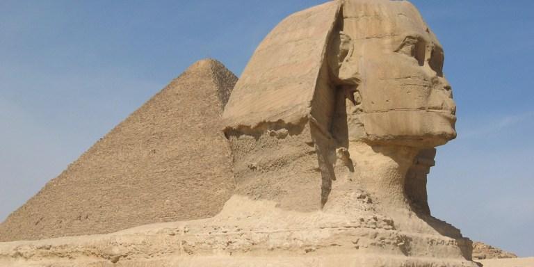 Why I Feel Safe InEgypt