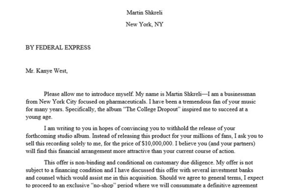 Martin Shkreli Just Got Robbed Of $15 Million And Literally Nobody Feels Even A Little Bad ForHim