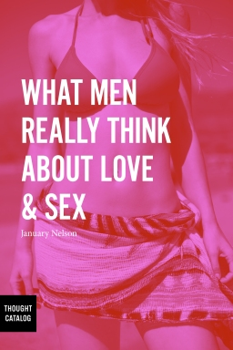What Men Really Think About Love & Sex
