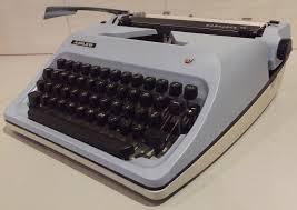typewriter 1978
