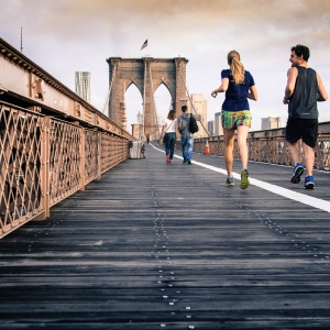 What We Learn From Running And Time