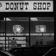 1978 donut shop night