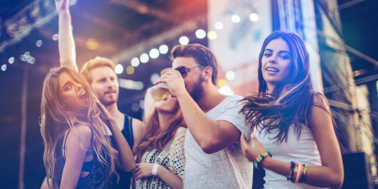 10 Reasons Why Couples That Party Together Are The HappiestEver
