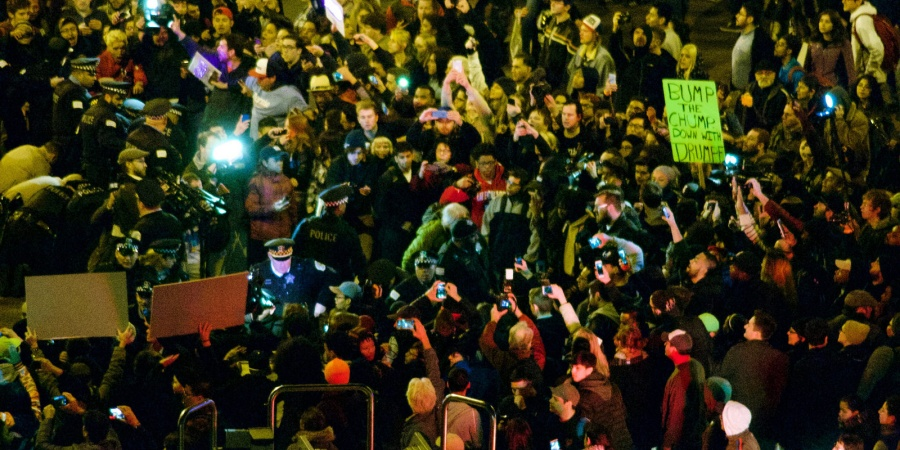 Why the Anti-Trump Protesters AreWrong