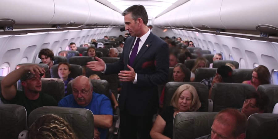 How A JetBlue Experiment Reminded America That Our Politics Can GetBetter