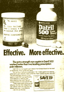 Datril ad