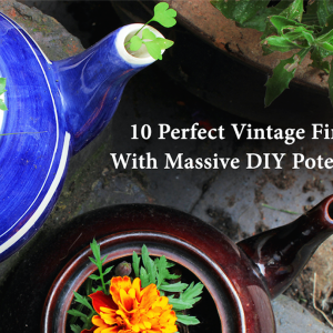 10 Perfect Vintage Finds With Massive DIY Potential So You Can Transform Your Home (And Life)