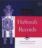 Haftorah records