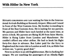 Hitler opening