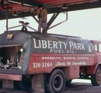 oil truck liberty