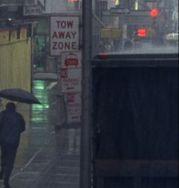 rain manhattan
