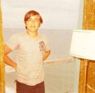 RG Xmas 1969 Florida hotel