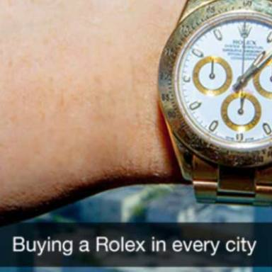 11 Completely Insane Screenshots From The Rich Kids Of Snapchat