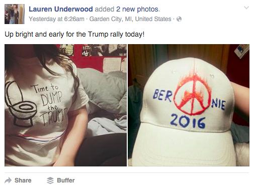 Facebook / Lauren Underwood