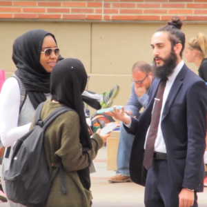 This Brave Man Tried To Pick Up Girls Using Trump Quotes And It Went Better Than Expected