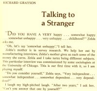 Talking to a Stranger
