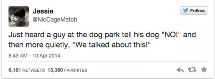 34 Hilarious Tweets That'll Thoroughly Distract You FromWorking
