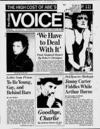 Village Voice 1978 Jan 2