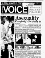 VV asexuality