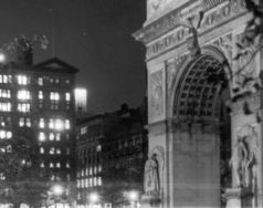 washington square night