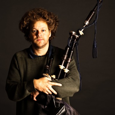 Matthew Welch, Bagpiper and Composer: 'My Music Sounds Like An Optimistic View Of The Future'