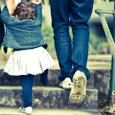 8 Life Lessons You Learn From Growing Up With A Father Who Doesn't Worry About Gender Stereotypes