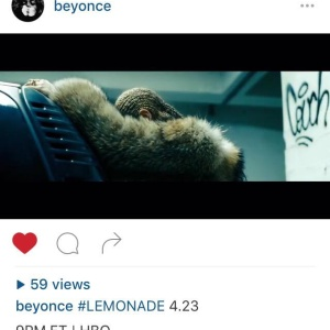 Beyoncé Is Dropping Something Major Called 'Lemonade' And I'm Already Thirsty