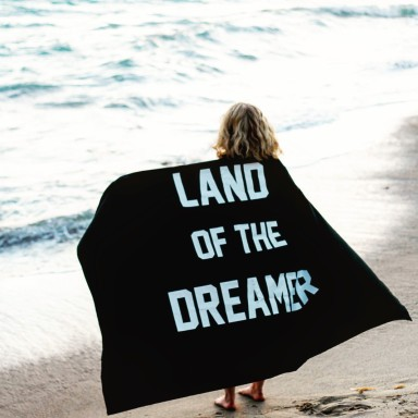 I'm Supposed To Be A Dreamer, Not A Skeptic