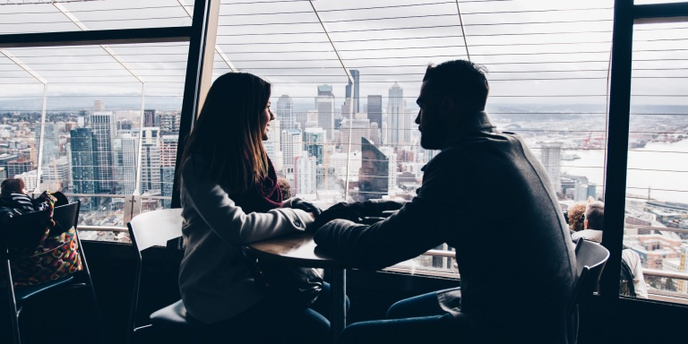 Read This Before You Go On A Date With Anyone You're Actually InterestedIn