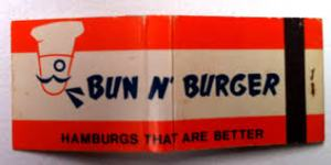 bun 'n' burger hamburgs