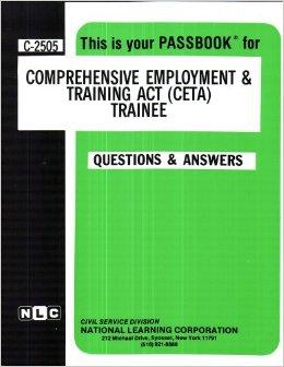 CETA Trainee