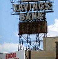Dime Savings Bank sign