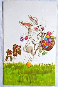 Easter card 1978