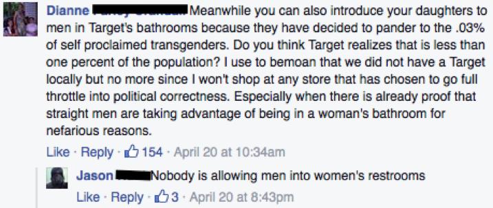 Facebook/Target