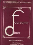 foursome menu