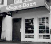 Haagen-Dazs first store