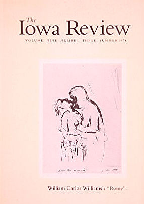 Iowa Review summer 78