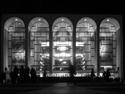 Met Opera night