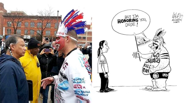 Why Mascots Aren't Part Of Tradition When They'reRacist