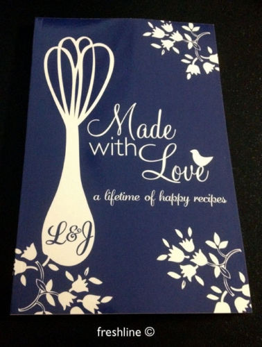 Product 2 - Personal Recipe Book