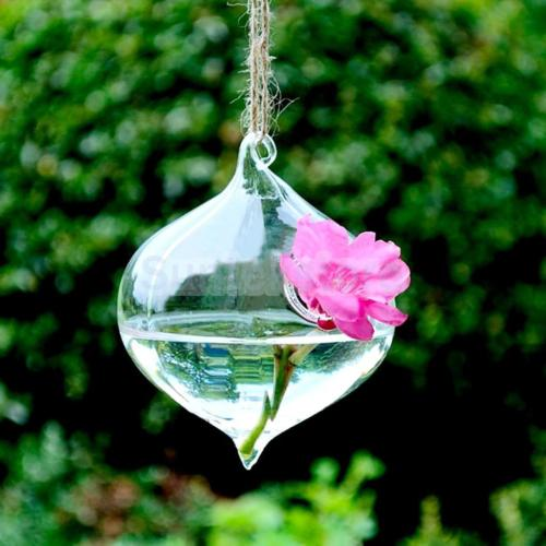 Product 3 - Hanging Glass Flowers Image