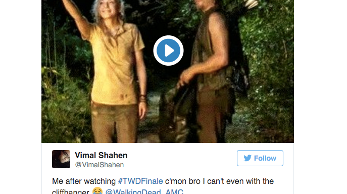 Here Are All The People Pissed As Hell About#TWDFinale