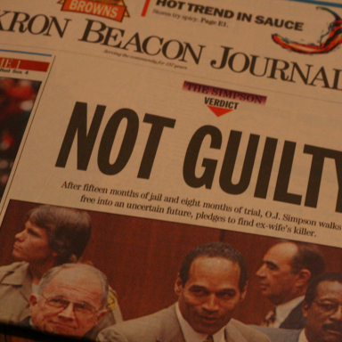 33 Illuminating (And Savage) Details I Learned Reading The OJ Simpson 'I Did It' Book
