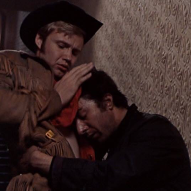 Can We Stop Pretending That 'Midnight Cowboy' Isn't A Queer Love Story?
